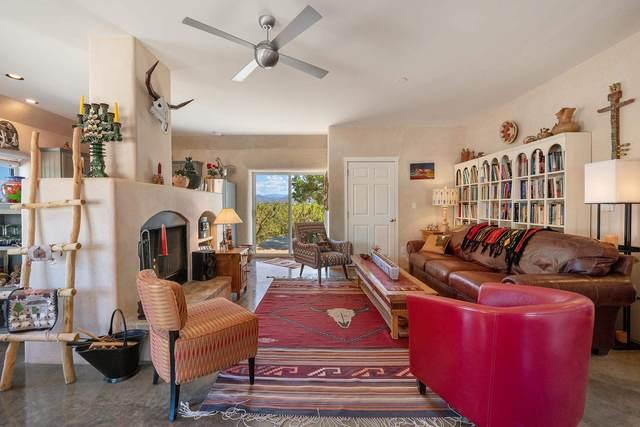 25 B Old Road South, Lamy, NM 87540 (MLS #202102736) :: The Very Best of Santa Fe