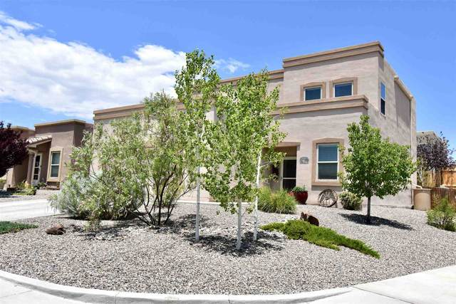 4228 Vegas De Suenos, Santa Fe, NM 87507 (MLS #202102740) :: Summit Group Real Estate Professionals