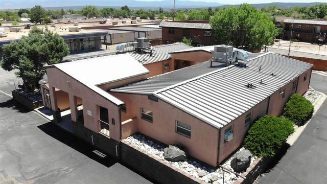 132 State Road 4 A And B, Los Alamos, NM 87547 (MLS #202102743) :: The Very Best of Santa Fe
