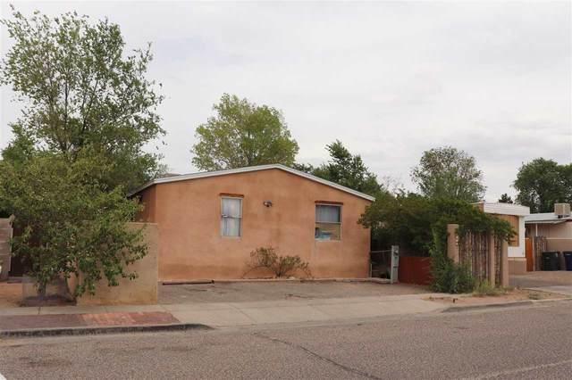 6207 Vuelta Ventura, Santa Fe, NM 87507 (MLS #202102746) :: Neil Lyon Group   Sotheby's International Realty