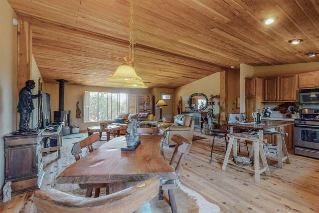 10 Nm State Road 34, Rowe, NM 87562 (MLS #202102762) :: Summit Group Real Estate Professionals