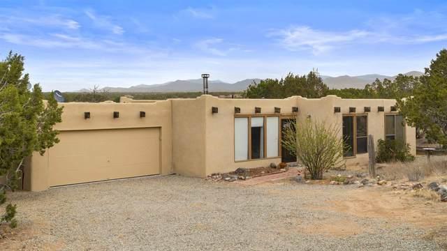 9 Azul Loop, Santa Fe, NM 87508 (MLS #202102768) :: The Very Best of Santa Fe
