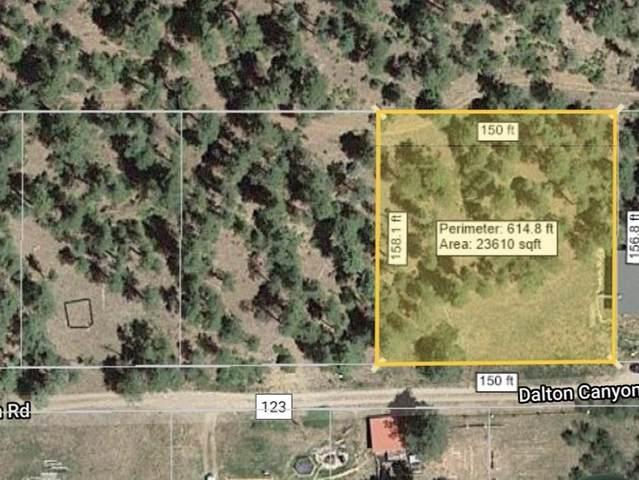 289 Dalton Canyon Rd, Pecos, NM 87552 (MLS #202102771) :: Neil Lyon Group | Sotheby's International Realty