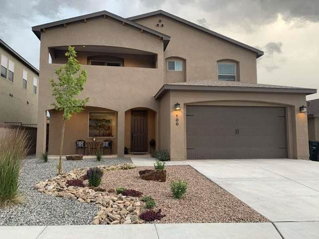 100 Confianza St, Los Alamos, NM 87544 (MLS #202102780) :: The Very Best of Santa Fe
