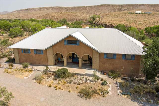 1 Old School House Road, Hillsboro, NM 88042 (MLS #202102781) :: Summit Group Real Estate Professionals