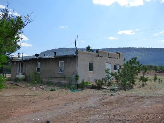 168 Frontage Road 2116, Rowe, NM 87562 (MLS #202102786) :: Summit Group Real Estate Professionals