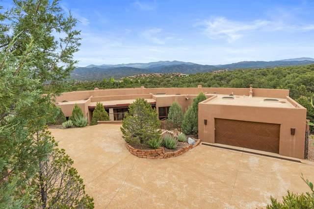 3053 Monte Sereno Drive, Santa Fe, NM 87506 (MLS #202102794) :: Neil Lyon Group | Sotheby's International Realty