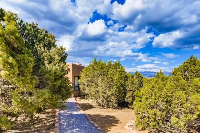 116 Coyote Ridge Ct, Santa Fe, NM 87507 (MLS #202102795) :: Summit Group Real Estate Professionals