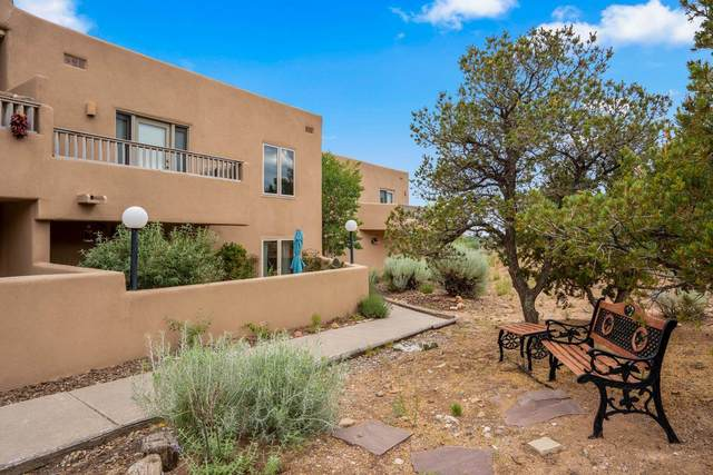 703 Viento A, Santa Fe, NM 87501 (MLS #202102804) :: Stephanie Hamilton Real Estate
