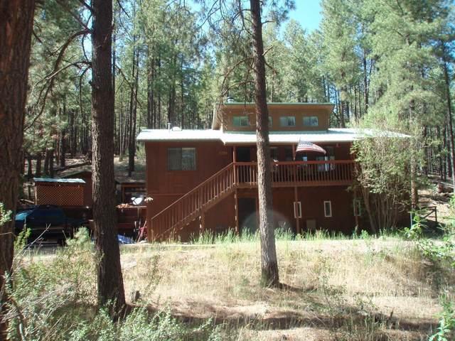41 Hoven Weep Loop, Jemez Springs, NM 87025 (MLS #202102808) :: The Very Best of Santa Fe