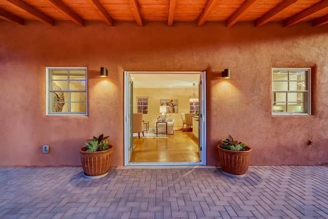 156 Lorenzo Road, Santa Fe, NM 87501 (MLS #202102821) :: The Very Best of Santa Fe