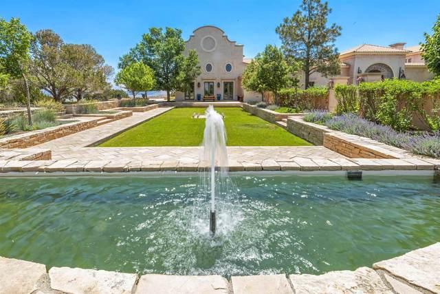 0 Zorro Ranch, Stanley, NM 87056 (MLS #202102822) :: The Very Best of Santa Fe