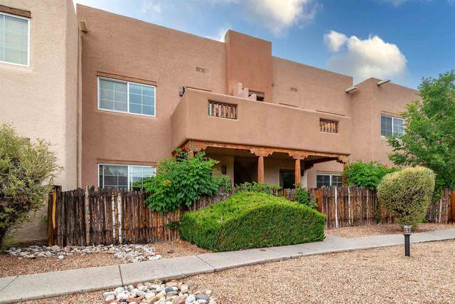 2210 Miguel Chavez #1626, Santa Fe, NM 87505 (MLS #202102834) :: Neil Lyon Group | Sotheby's International Realty