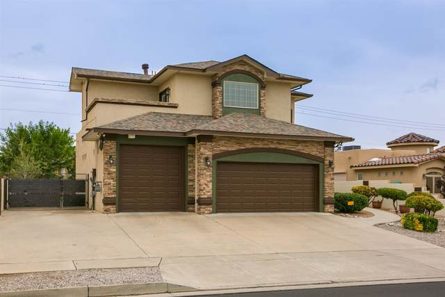 9841 Boulder St Nw, Albuquerque, NM 87114 (MLS #202102854) :: The Very Best of Santa Fe
