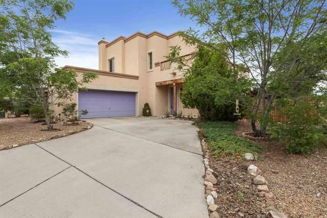 4635 Sunset Ridge, Santa Fe, NM 87507 (MLS #202102866) :: Summit Group Real Estate Professionals