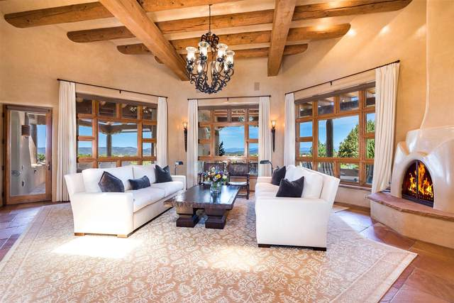 17 Storm View Ln, Santa Fe, NM 87506 (MLS #202102868) :: Summit Group Real Estate Professionals