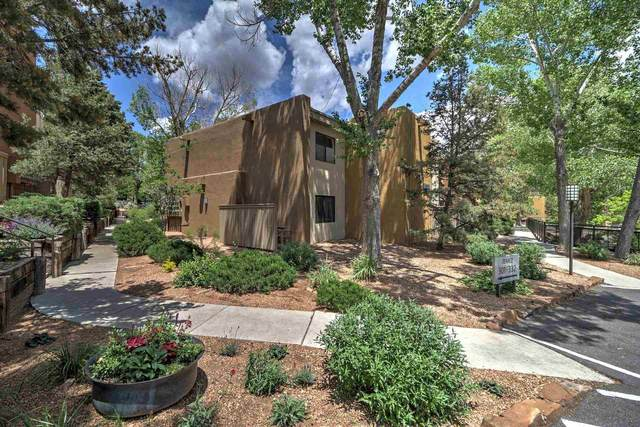 941 Calle Mejia #407, Santa Fe, NM 87501 (MLS #202102869) :: Summit Group Real Estate Professionals