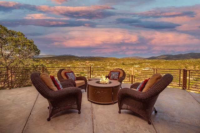 1000 Hillcrest, Santa Fe, NM 87501 (MLS #202102873) :: Summit Group Real Estate Professionals