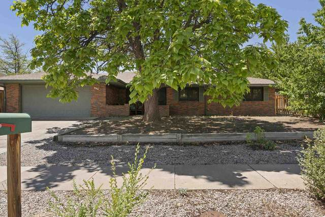 405 Grand Canyon Dr, White Rock, NM 87544 (MLS #202102874) :: The Very Best of Santa Fe