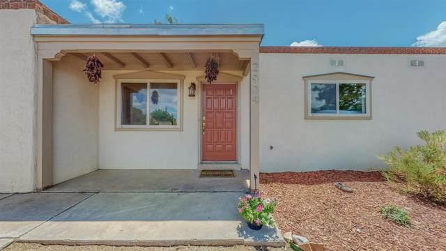 2904 Calle Princesa Juana, Santa Fe, NM 87507 (MLS #202102880) :: Stephanie Hamilton Real Estate