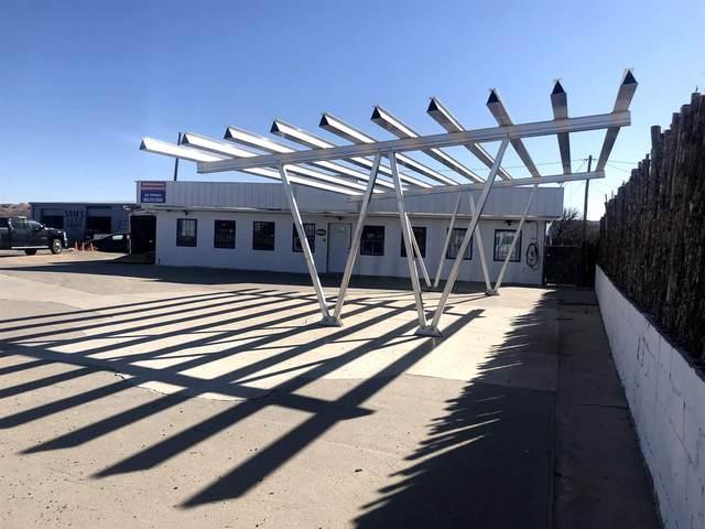 18599 Us 84-285, Espanola, NM 87532 (MLS #202102883) :: Summit Group Real Estate Professionals