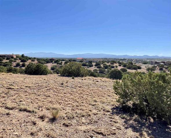 39 Sunrise Rd, Santa Fe, NM 87507 (MLS #202102896) :: The Very Best of Santa Fe