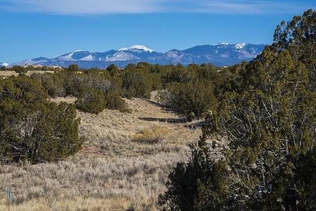 1 Camino Rosillo (Tesoro Enclave, Lot 93), Santa Fe, NM 87506 (MLS #202102901) :: The Very Best of Santa Fe