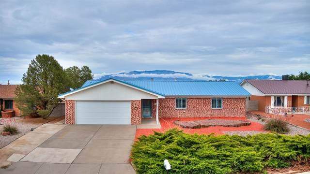 9948 Stone Court Nw, Albuquerque, NM 87114 (MLS #202102905) :: The Very Best of Santa Fe