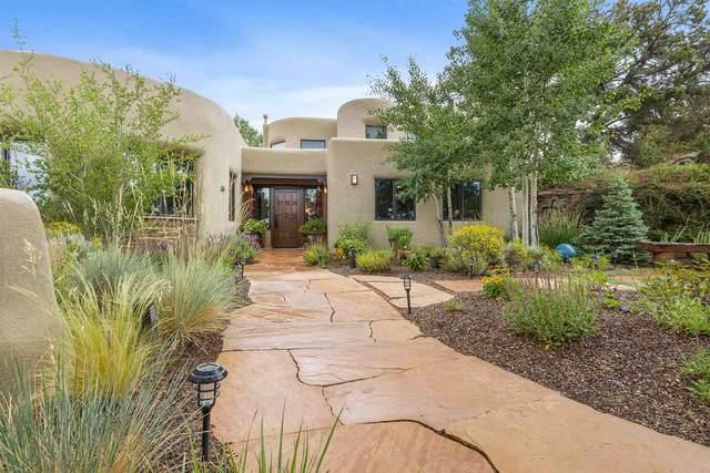 36 and 38 Camino Quien Sabe, Santa Fe, NM 87505 (MLS #202102924) :: Summit Group Real Estate Professionals