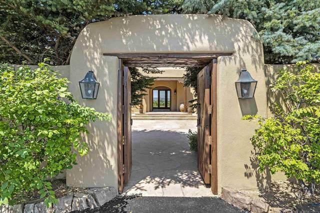 25 Windridge Circle, Santa Fe, NM 87506 (MLS #202102931) :: Summit Group Real Estate Professionals