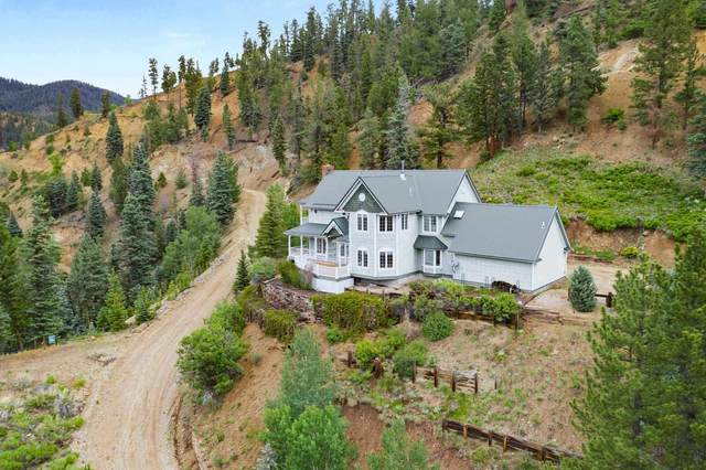 400 Spruce Trail, Red River, NM 87558 (MLS #202102941) :: The Very Best of Santa Fe