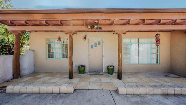 1416 Ziegler St, Espanola, NM 87532 (MLS #202102952) :: Summit Group Real Estate Professionals