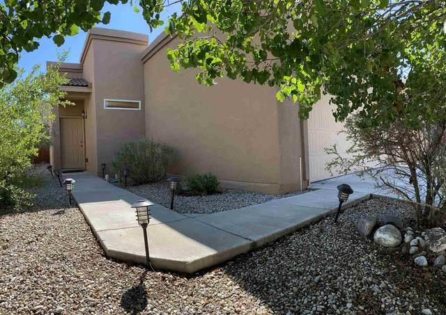 4206 Vegas De Suenos, Santa Fe, NM 87507 (MLS #202102997) :: Summit Group Real Estate Professionals