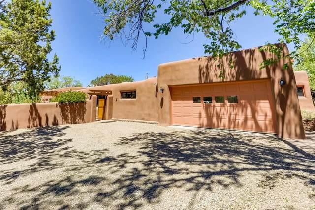 1905 Fort Union Dr, Santa Fe, NM 87505 (MLS #202103016) :: Neil Lyon Group | Sotheby's International Realty