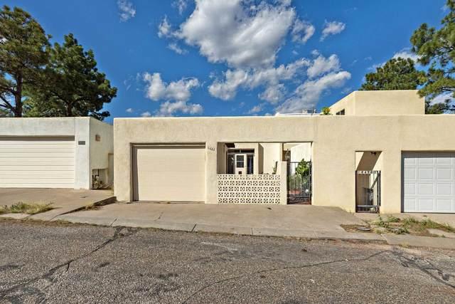 6448 Tsehyu Street, Cochiti Lake, NM 87083 (MLS #202103021) :: Summit Group Real Estate Professionals