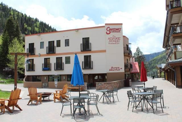 110 Sutton #208, Taos Ski Valley, NM 87525 (MLS #202103039) :: The Very Best of Santa Fe