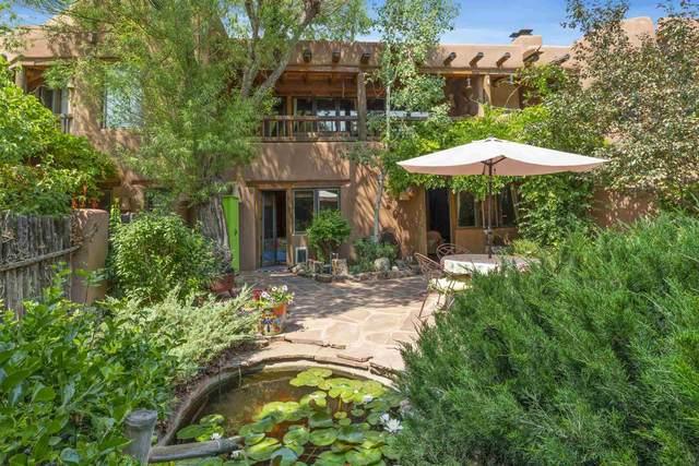 320 Kearney Avenue Unit #27, Santa Fe, NM 87501 (MLS #202103060) :: Stephanie Hamilton Real Estate
