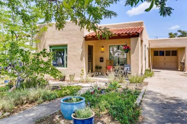 305 Don Fernando, Santa Fe, NM 87505 (MLS #202103062) :: Neil Lyon Group   Sotheby's International Realty