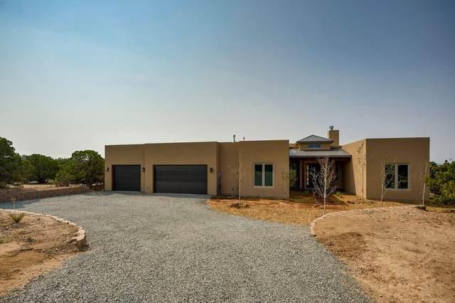 9 Jornada Loop, Santa Fe, NM 87508 (MLS #202103077) :: Neil Lyon Group | Sotheby's International Realty