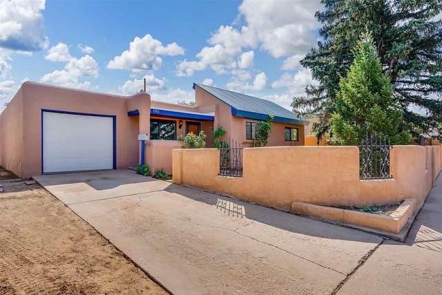 1703 Callejon Cordelia, Santa Fe, NM 87501 (MLS #202103081) :: The Very Best of Santa Fe