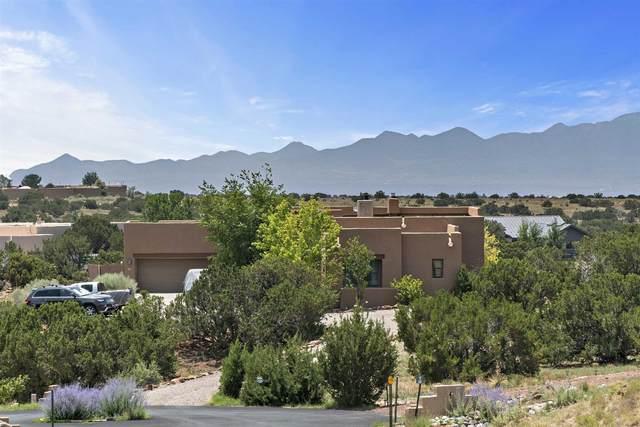 22 Firerock Road, Santa Fe, NM 87508 (MLS #202103101) :: Neil Lyon Group | Sotheby's International Realty