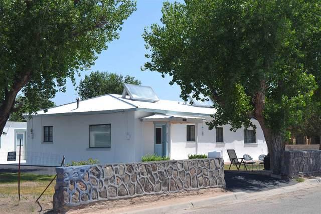 635A E Pueblo, Espanola, NM 87532 (MLS #202103102) :: Summit Group Real Estate Professionals