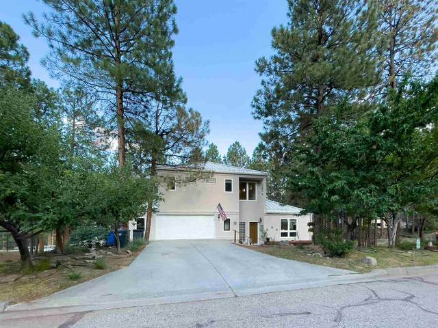 135 Maple Dr, Los Alamos, NM 87544 (MLS #202103104) :: Neil Lyon Group | Sotheby's International Realty