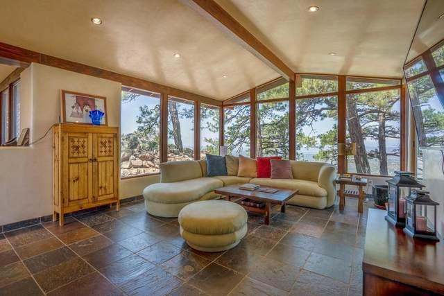 29 Ridge Dr, Santa Fe, NM 87505 (MLS #202103115) :: Stephanie Hamilton Real Estate