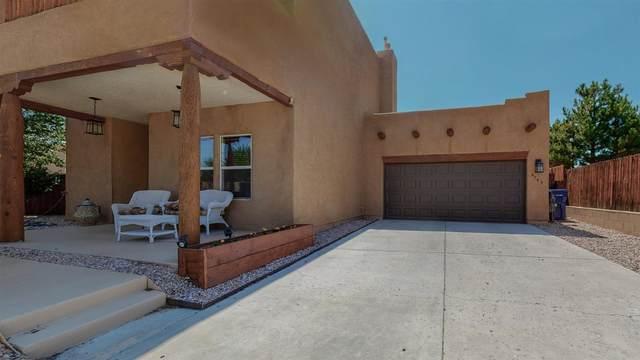 6793 Camino Rojo, Santa Fe, NM 87507 (MLS #202103141) :: The Very Best of Santa Fe