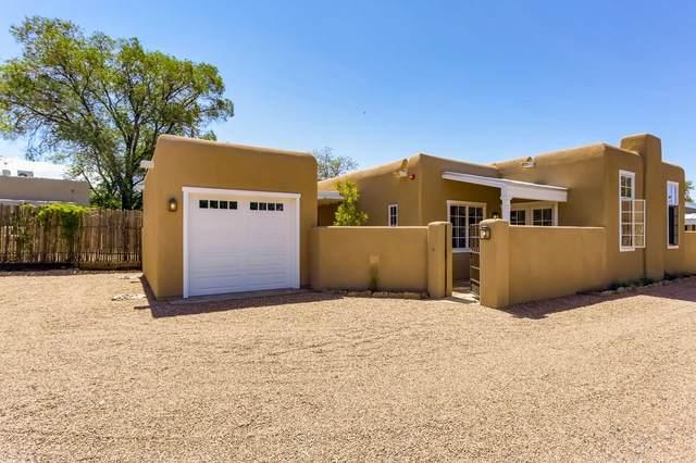 502 Jose Street  Unit B Unit B, Santa Fe, NM 87501 (MLS #202103147) :: Neil Lyon Group | Sotheby's International Realty