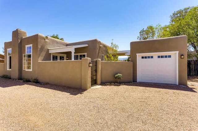 502 Jose Street  Unit C Unit C, Santa Fe, NM 87501 (MLS #202103148) :: Neil Lyon Group | Sotheby's International Realty