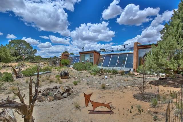 7 Mesa Road, Taos, NM 87571 (MLS #202103153) :: The Very Best of Santa Fe