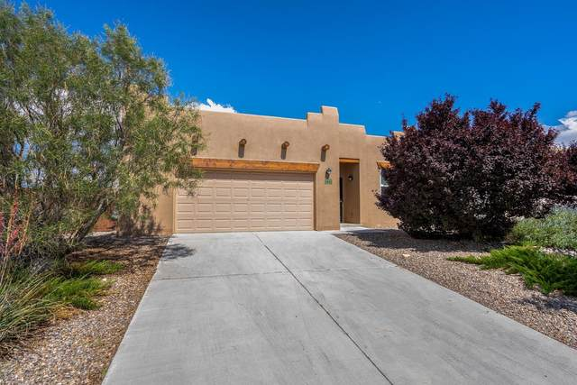 3862 Montana Verde, Santa Fe, NM 87507 (MLS #202103162) :: Summit Group Real Estate Professionals