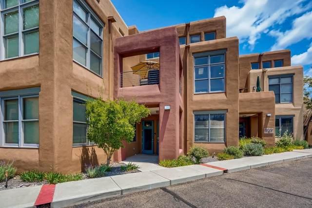 1012 Marquez Place 307-B, Santa Fe, NM 87505 (MLS #202103164) :: Summit Group Real Estate Professionals